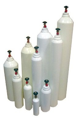 Tubo de Oxígeno